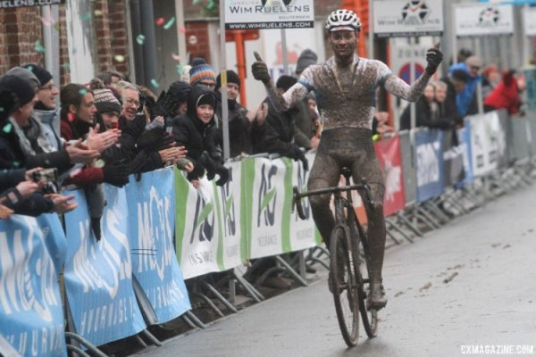 Overijse(Bel).Vlaamse Druivencross UCI C1.Elites Men,Elites Women,U23,Junior Men.Dimanche 10 Décembre 2017