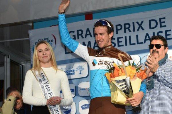 Castellet(83).3° Tour Cycliste International La Provence UCI 2.1.Prologue Circuit Paul-Ricard 5,8 km.Jeudi 8 février 2018