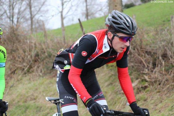 Saint-Jean-Pied-de-Port(64).Circuit de l'Essor.La Ronde du Pays Basque,4° étape Saint-Jean-Pied-de-Port -Saint-Jean-Pied-de-Port 102 km.Elite Nationale 1.12.1.Elite Professionnel,amateurs 1,2.Samedi 10 février 2018