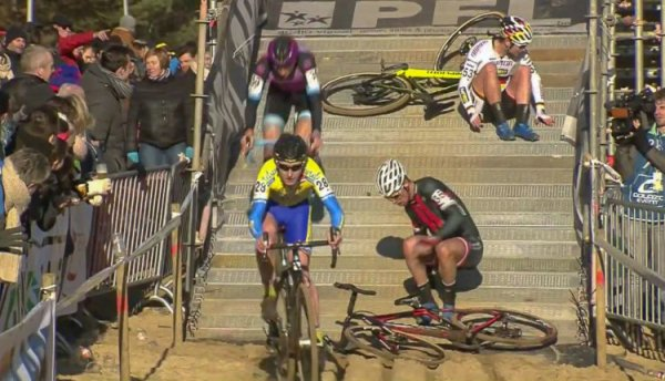 Lille(Bel).DVV verzekeringen trofee - Krawatencross UCI C1.Élite Hommes, Élite Dames,Espoirs,Juniors.Samedi 10 février 2018