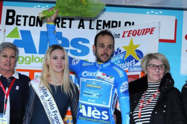 Gémenos(13).3° Tour Cycliste International La Provence UCI 2.1.2° étape La Ciotat et Gémenos 144.5 km.Samedi 10 février 2018
