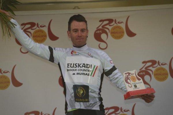 Granada(Esp).Vuelta a Andalucia UCI 2.HC.1° étape Mijas - Granada 197,6 km.Mercredi 14 février 2018