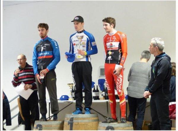 JU-BELLOC(32).21ème Cyclosportive ''A Travers les Vignobles de Plaimont'' 80 km.Toutes.Dimanche 18 février 2018