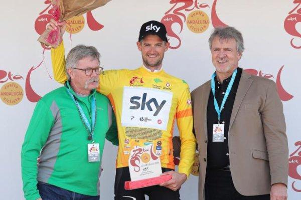 Barbate(Esp).Vuelta a Andalucia UCI 2.HC. 5° étape Barbate - Barbate CLM Ind.14.2 km.Dimanche 18 février 2018
