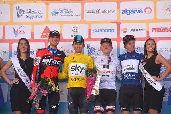 Malhão(Por).44° Volta ao Algarve UCI 2.HC. 5° étape Faro - Malhão 173.5 km.Dimanche 18 février 2018