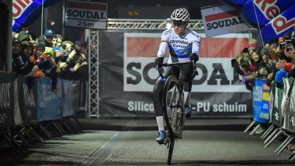 Waregem(Bel).Soudal Cyclocross Masters Waregem - Soudal Classics. Élites Hommes,Élites Femmes.Mercredi 21 février 2018