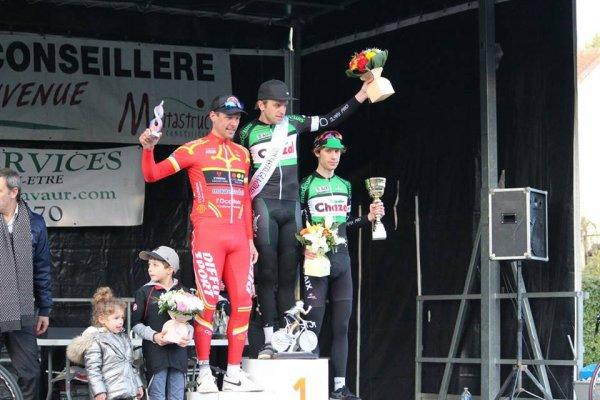 Montastruc(31).63e édition du Grand Prix d'Ouverture Pierre Pinel Elite Nationale 1.12.1.Montastruc - Montastruc 137 km.Dimanche 25 février 2018
