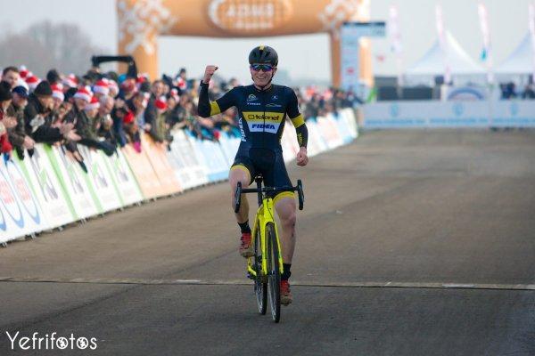 Oostmalle(Bel). Cyclo-cross Internationale Sluitingsprijs UCI C1.Hommes Élite,Dames,Espoirs,Juniors,Cadets.Dimanche 25 février 2018