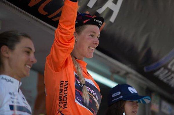 Benidorm(Esp).Setmana Ciclista Valenciana Dames UCI 2.2 WE.4° étape Benidorm - Benidorm 118 km.Dimanche 25 février 2018