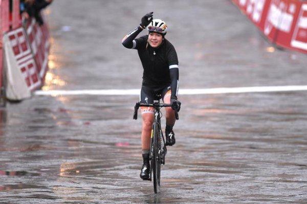 Sienne(Ita).4° Strade Bianche WE UCI 1.WWT.Elite Dames.Sienne - Sienne 136 km.Samedi 3 mars 2018