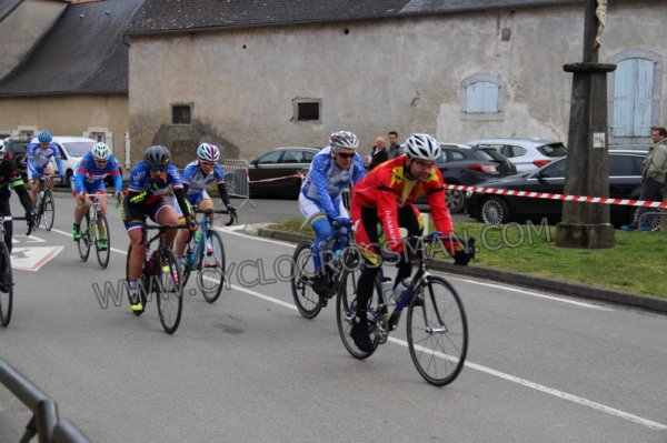 Benac(65).La Ronde du Marquisat.UFOLEP 1/2/3/GS/F/C/M.Dimanche 4 mars 2018