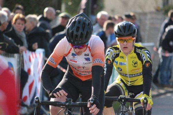 Salies de Béarn(64).Ronde du sel 104 km. 2ème/3ème/Jun/PCO.Dimanche 4 mars 2018