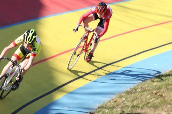 FOIX(09).Vélodrome.Trophée Occitanie Hugues DEVILLERS Piste.Toutes Catégories.Samedi 3 mars 2018