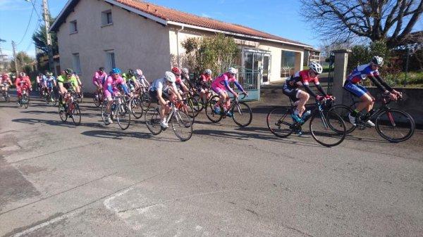 FONNEUVE(82).10ème Trophée de la Vitarelle.Souvenir Maurice Malbreil.PC/PCO 58 km.Samedi 10 mars 2018