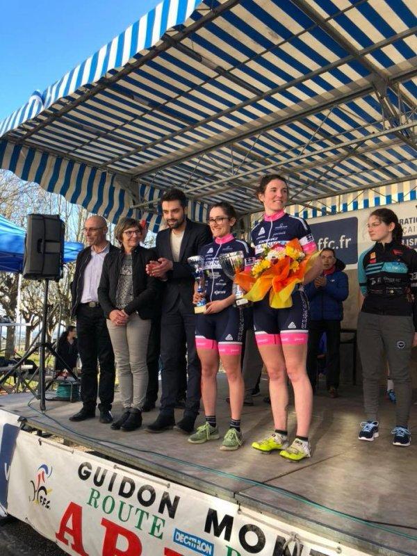 Montauban(82).43° Grand Prix d'Ouverture Montauban-Lafrançaise. 2ème/3ème/Jun/PCO,Dames J/S.Dimanche 11 mars 2018