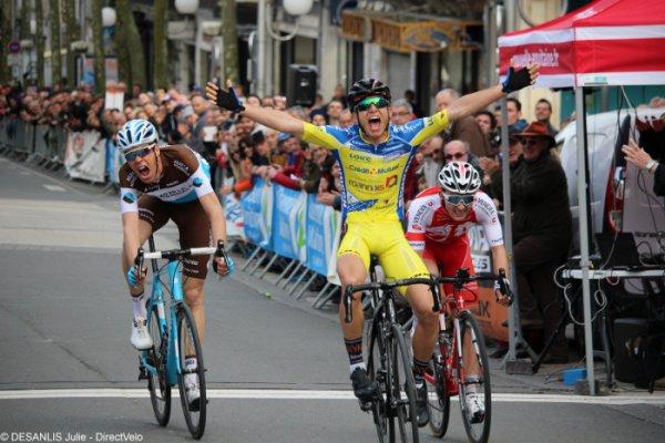 Saintes (Charente-Maritime).80° BORDEAUX - SAINTES(17).1° Manche de la Coupe de France Drag Bicycles DN1.3.54.Saint-Savin - Saintes 172.5 km.Dimanche 11 mars 2018