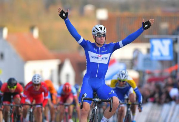 Nokere(Bel).Danilith Nokere Koerse UCI 1.HC.Deinze - Nokere 191.1 km.Mercredi 14 mars 2018