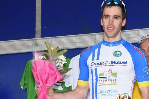 Orthevielle (40).16° édition du Tour du Pays d'Orthe et Arrigans.3° étape Orthevielle  - Orthevielle 104 km. 2ème,3ème,Juniors,PC Open.Dimanche 15 Avril 2018