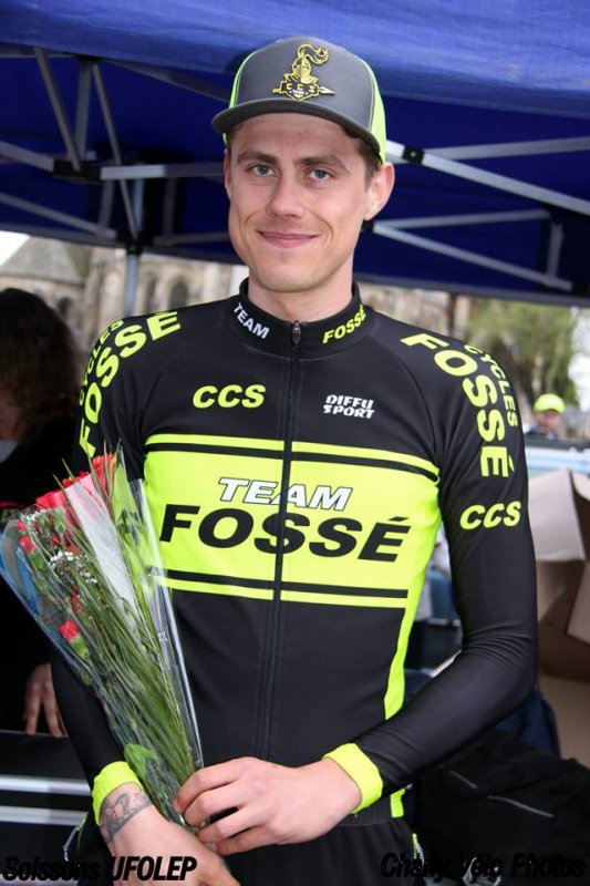 Soissons(02).Prix Cycles Fossé.UFOLEP 1ère / 2ème / 3ème / GS / C / M.Dimanche 15 avril 2018