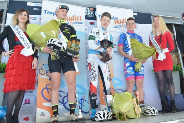 Lannilis(29).Trophée Madiot-Crédit Mutuel.2° Manche du Trophée Madiot Cadets.Dimanche 15 Avril 2018
