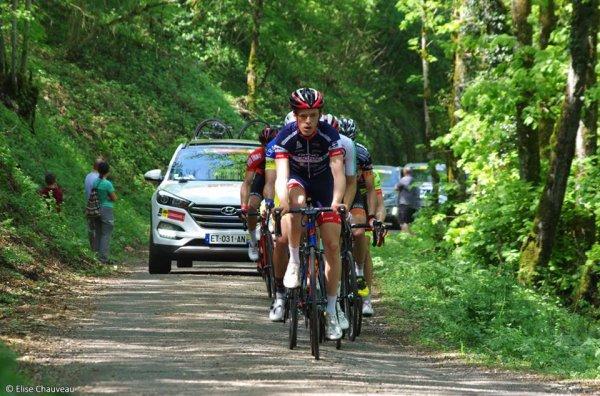 Arbois(39).13° édition du Tour du Jura UCI 2.2.2° étape Villeneuve-sous-Pymont - Arbois 161 km.Dimanche 22 avril 2018