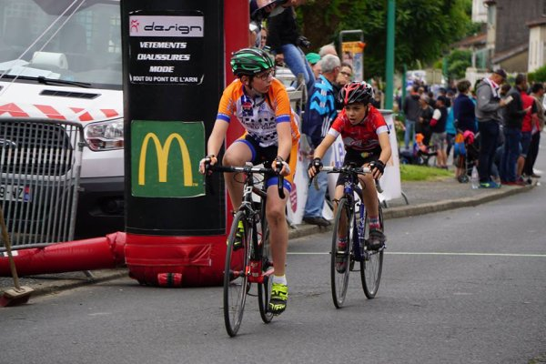 Pont de l'Arn(81).Finale Retour du Trophée Occitanie du Jeune Cycliste.De prélicenciés à Minimes.Dimanche 17 juin 2018
