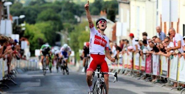 Bressuire(79).18° Tour des Deux Sévres. Elite Nationale 2.12.1.1° étape Mauléon - Bressuire 138,600 Km.Jeudi  12 juillet  2018