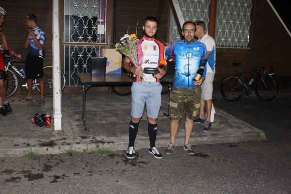 Candie(31).Nocturne Circuit Candie. 8° Manche du Challenge des Nocturnes. FSGT  1 2 3 4 5 F.Mercredi 08 août 2018