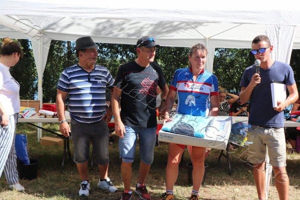 Longages(31).Grand Prix Cycliste.Souvenir Patrice Rioual. UFOLEP 1/2/3/GS/FEM/C/M.Ouvert aux Non Licenciés 2 3 4 et 5 FSGT et 3 FFC. Mercredi 15 Août 2018