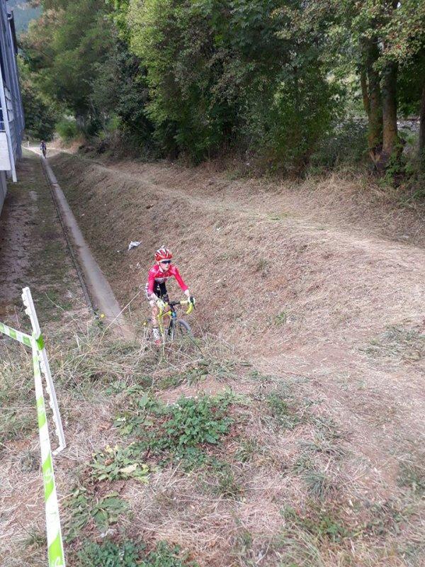 Mende(48).13° Cyclo Cross de Mende.Trophée Occitanie Cyclo Cross. Pré licenciés H/F,Poussins H/F,Pupilles H/F,Benjamins H/F,Minimes H/F.Dimanche 16 septembre 2018