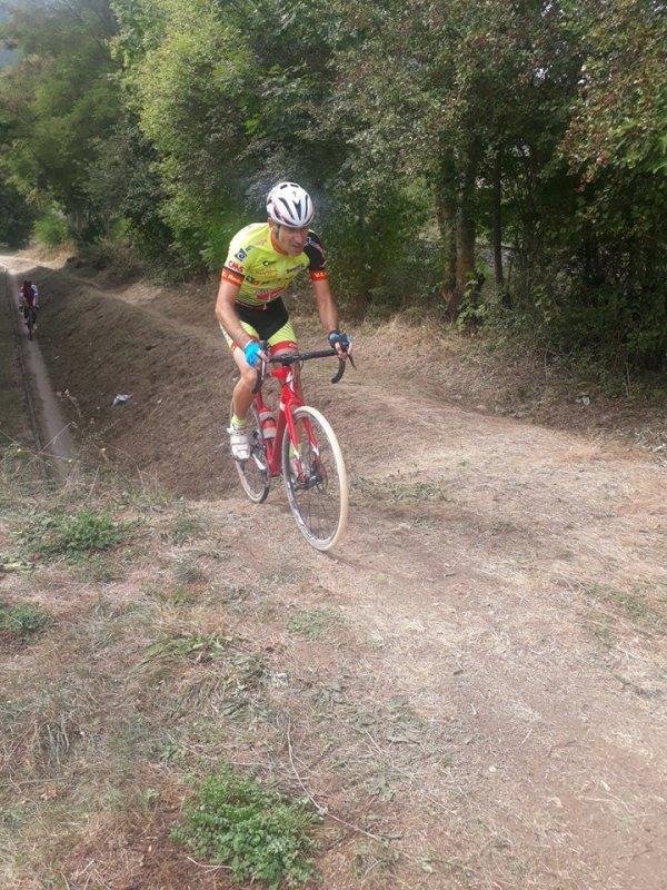 Mende(48).13° Cyclo Cross de Mende.Trophée Occitanie Cyclo Cross.Masters H,Dames Juniors/Séniors.Dimanche 16 septembre 2018
