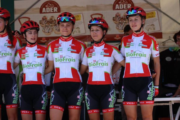 Bagnères-de-Bigorre(65).2° édition de la Classique des Pyrénées Dames.6° et dernière Manche de la Coupe de France-Drag Bicycles.Bagnères-de-Bigorre - Argelès-Gazost 115 km.Dimanche 16 septembre 2018