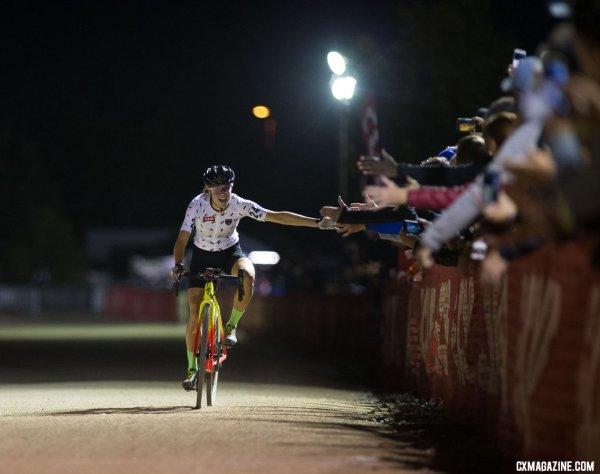 Reno(Usa).Rancho San Rafael Park.RenoCross Nocturne UCI C1.Elite Men's,Elite Women.Jeudi 20 septembre