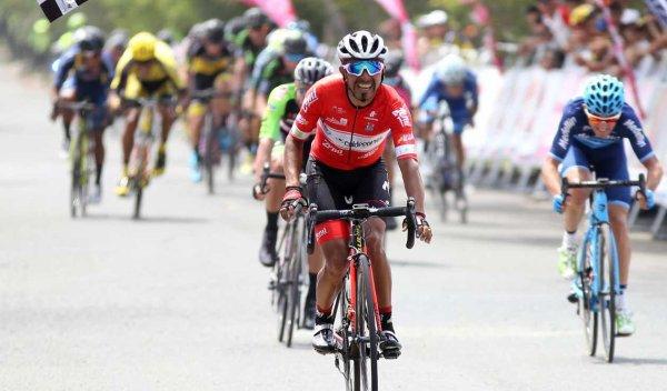 Cali(Col) 70 ans Clásico RCN UCI National 1° étape Agua