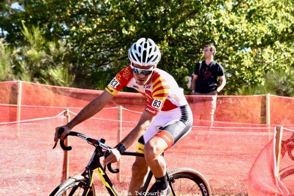 SAINT JUERY(81).CYCLO CROSS DE SAINT JUERY - NOCTURNE. Trophée Occitanie Cyclo Cross.Ecole de vélo à Séniors.Vendredi 19 octobre 2018