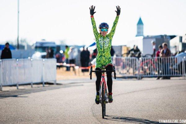 Broken Arrow(Usa).Cyclo-Cross Ruts N Guts.Day 2.UCI C2.Hommes Élite,Dames Élite.Dimanche 9 décembre 2018