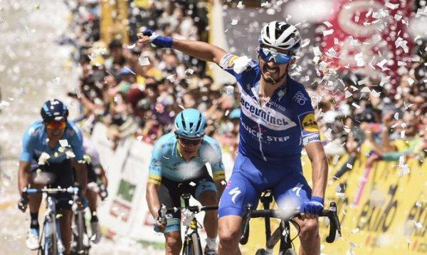 La Union(Col).2° Tour Colombia UCI 2.1.5° Etape  La Union  -  La Union 176.8 km.Samedi 16 février 2019