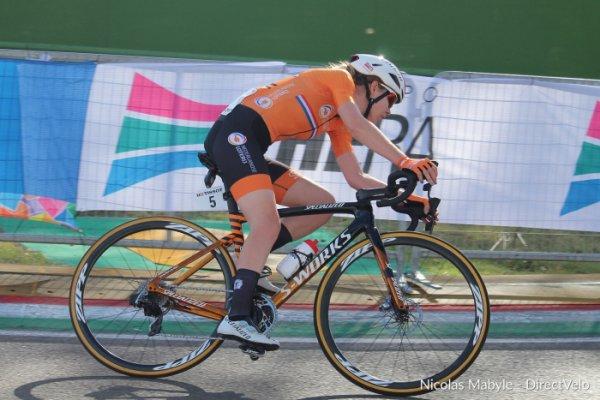Imola(Italie).87° Championnat du Monde Elites Femmes.UCI WE.Imola - Imola  143 km.Samedi 26 septembre 2020