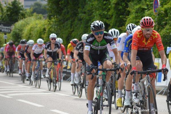 Épinal(88).Championnat de France Amateurs Route. Épinal - Épinal 170.4 km.Samedi 19 juin 2021
