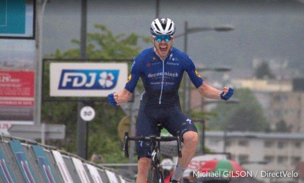 Épinal(88).Championnat de France Elites Route. Épinal - Épinal 242.9 km.Dimanche 20 juin 2021