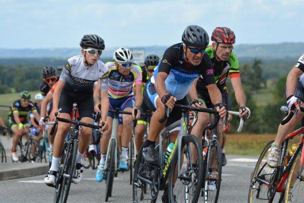 PAULHAC(31).Grand prix cycliste de Paulhac.Challenge d'Automne.FSGT 2.3.4.5.F.C.M.Dimanche 19 Septembre 2021