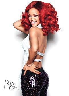 Rihanna s affame pour esquire :s