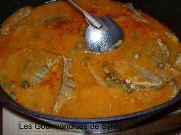 langue de boeuf sauce madere