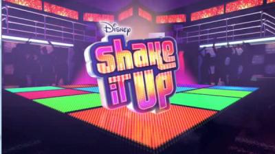 """GRANDE NOUVELLE : D'après le blog Thornebella et ThebellaThorne-source   """"Shake it up"""" arrive le 20 avril 2011 sur Disney Channel France ."""