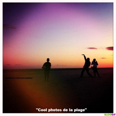 Nouvelles photos de Zendaya à la plage . Traduction sur les photos