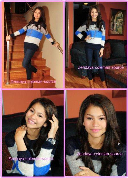 Shoot de Zendaya le 26 janvier 2012 .J'aime beaucoup les tenues de Zendaya , donc TOP . Et pour vous TOP ou FLOP ?