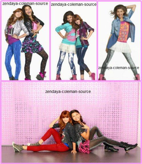 """Voici des nouvelles photos promotionnelles de """"Shake It Up"""" saison 2 . Votre avis ?"""