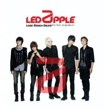 L.E.D Apple