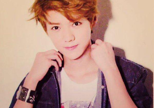 Joyeux anniversaire Luhan