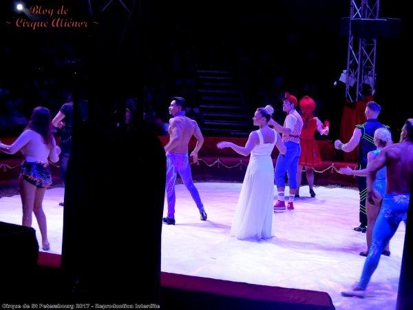 Grand Reportage de l'été N°2 : Le Grand Cirque de St Petersbourg à Royan